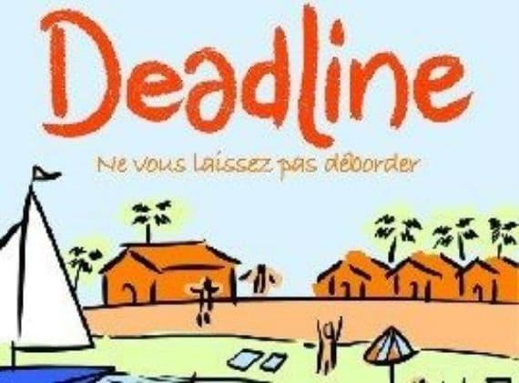 DeadLine Jeu de gestion du temps