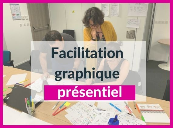 Facilitation graphique formation en présentiel