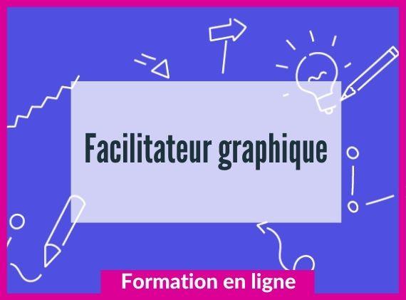 Facilitation graphique formation en ligne