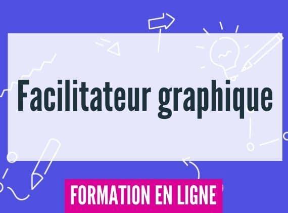 Formation en ligne Facilitation graphique, communiquer avec le visuel