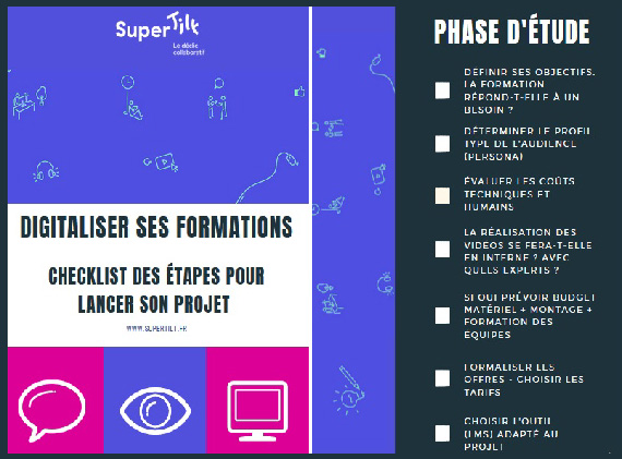 Digitaliser son offre de formation
