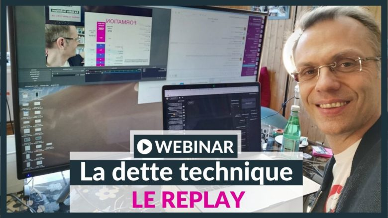 Dette technique et clean code le replay du webinar
