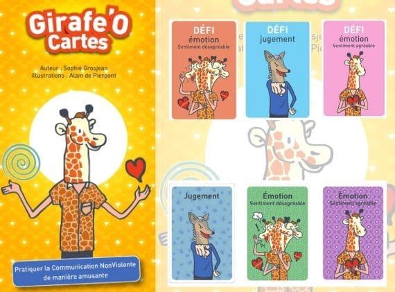 Giraf'ocartes