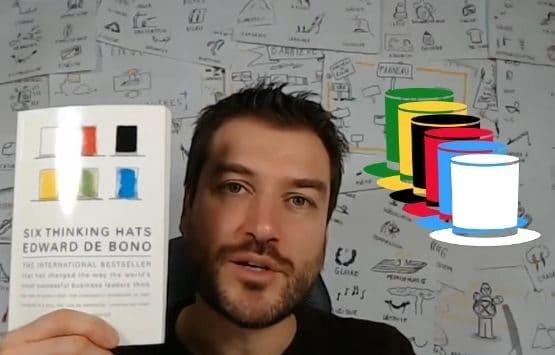 Comment animer une conversation avec la méthode des 6 chapeaux