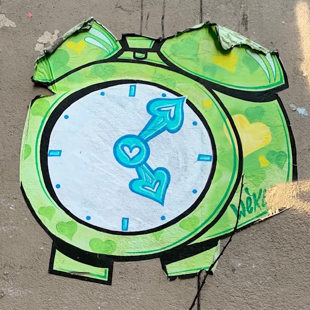Grafitti à Paris