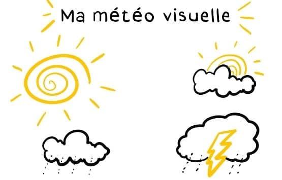 Ma météo visuelle