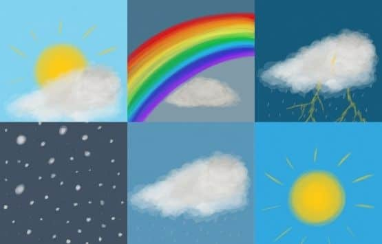 Exercice de la météo intérieure