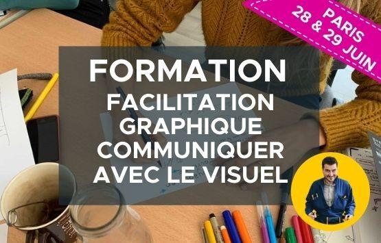 formation facilitation facilitation graphique à Paris