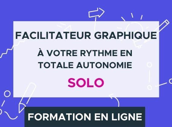 Formation facilitation graphique 100% autonome