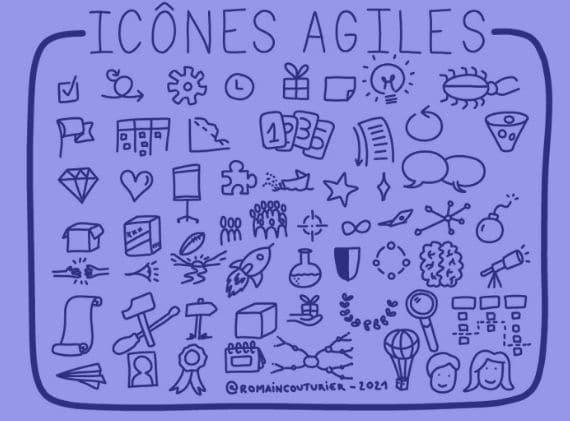 icone agile