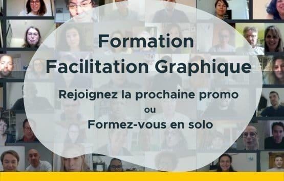 formation en ligne à la facilitation graphique